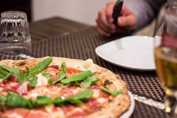 pizza Pioggia
