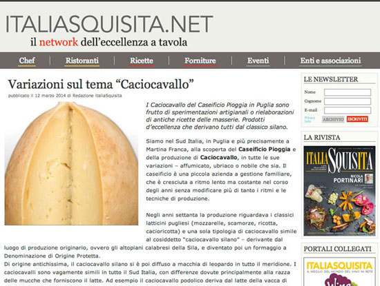 Italia squisita