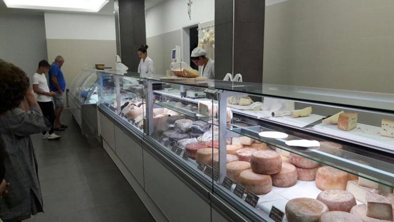 Il nuovo shop a Martina Franca